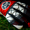 SAVIOUR GK RED NEGATIVE GOALKEEPER GLOVES